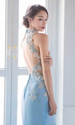 XiShi Wedding Cheongsam Rental Singapore Qipao Rental Singapore SingaporeGownRental