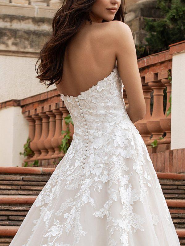 Barcelona Ball Bridal Wedding Gown Singapore SingaporeGownRental