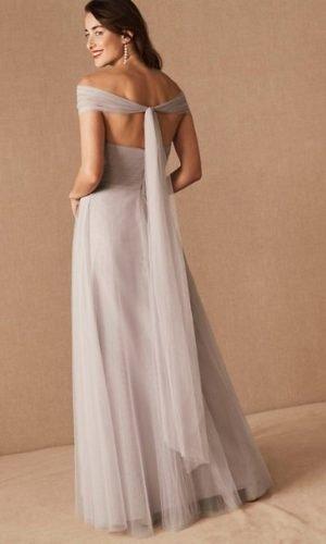 Belle Bridesmaid Dress Rental Singapore SingaporeGownRental
