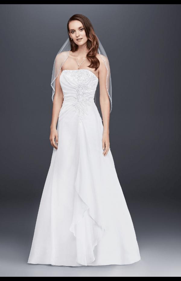 Bordeaux A Line Bridal Wedding Gown Singapore SingaporeGownRental