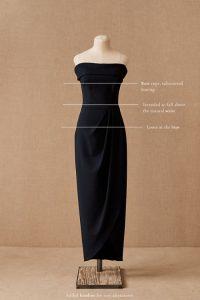 Jasmine Bridesmaid Dress Rental Singapore SingaporeGownRental