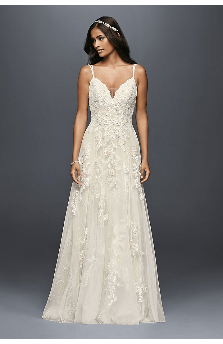 Lille A Line Bridal Wedding Gown Singapore SingaporeGownRental