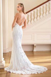 London Sheath Bridal Wedding Gown Singapore SingaporeGownRental