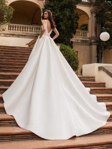 Madrid Ball Bridal Wedding Gown Singapore SingaporeGownRental