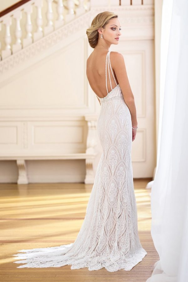 Manchester Sheath Bridal Wedding Gown Singapore SingaporeGownRental