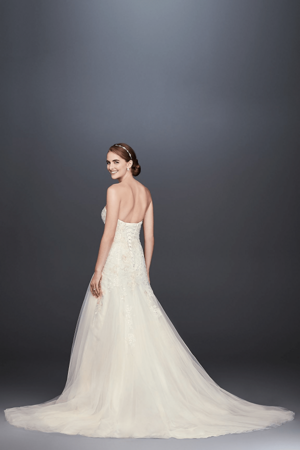 Marseille A Line Bridal Wedding Gown Singapore SingaporeGownRental