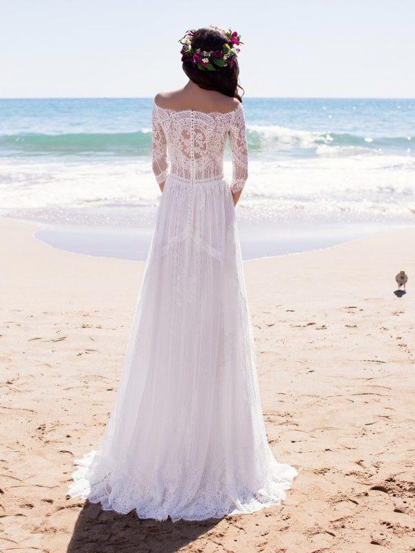 Megara ROM Dress Rental Singapore Solemnisation Marriage Gown Rental SingaporeGownRental