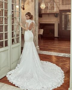 Mermaid Wedding Gown Rental Singapore Fishtail Wedding Dress Bride SingaporeGownRental