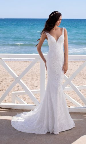 Milan Mermaid Bridal Wedding Gown Singapore SingaporeGownRental