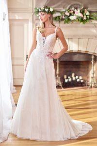 Newcastle Sheath Bridal Wedding Gown Singapore SingaporeGownRental