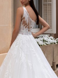 Pamplona Ball Bridal Wedding Gown Singapore SingaporeGownRental