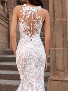 Rome Mermaid Bridal Wedding Gown Singapore SingaporeGownRental